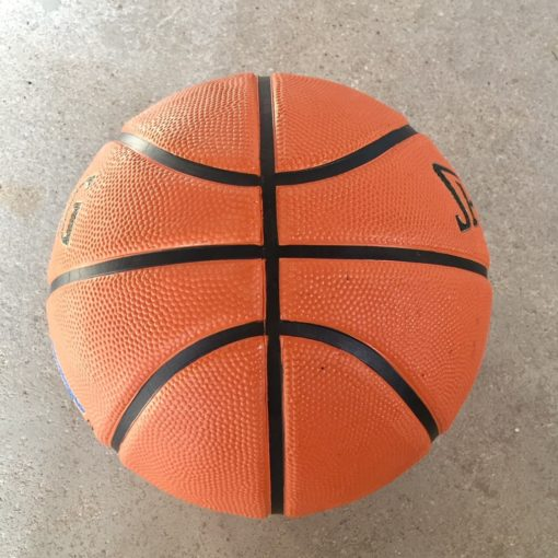 Spalding NBA Logoman Outdoor Basketball str.7
