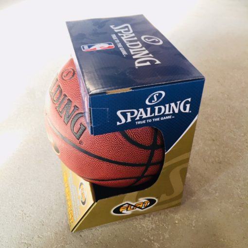 SPALDING NEVER FLAT IN/OUTDOOR BASKETBALL STR.7
