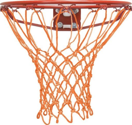 Streetplay Game On NBA Basketballnet i Orange - 4mm.