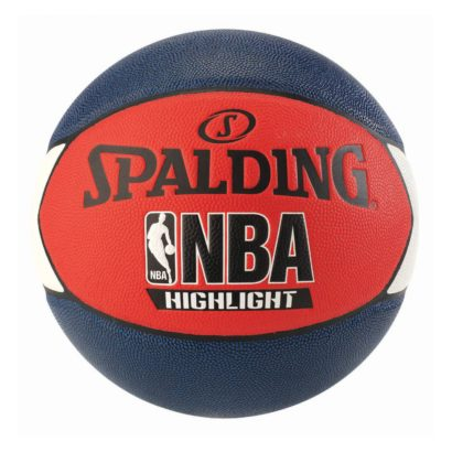 SPALDING NBA HIGHLIGHT OUTDOOR BASKETBALL STR.7