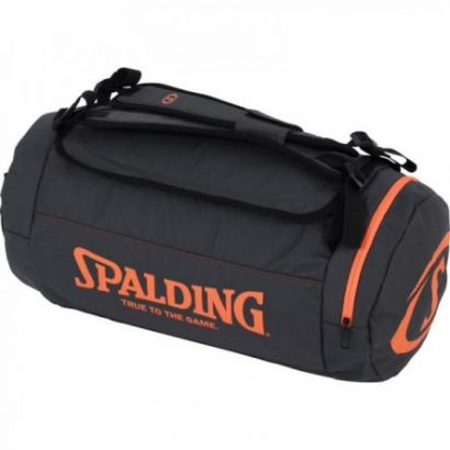Spalding Duffle Sportstaske Shock Orange