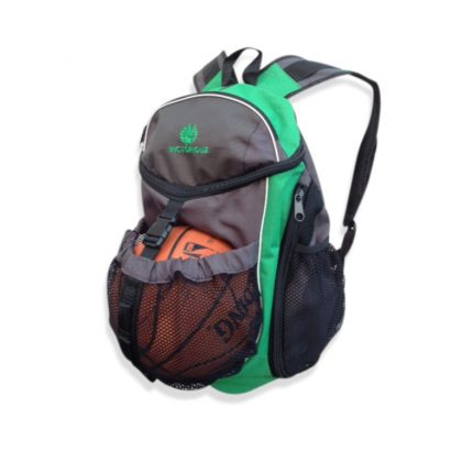 Basketball Backpack Victoriouz Grøn