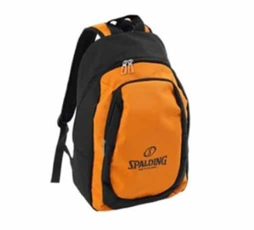 Spalding Essential Sportstaske Orange