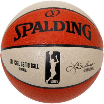 Spalding WNBA OFFICIAL GAME BALL
