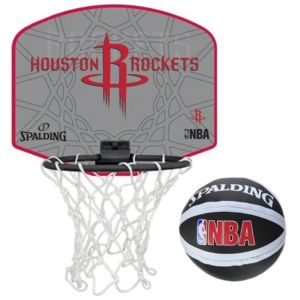 Spalding Mini Backboard-Houston Rockets