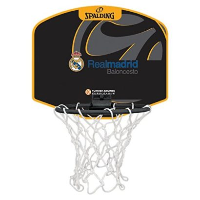 Spalding Real Madrid Mini Backboard