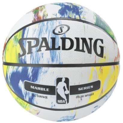 Spalding NBA Marble Outdoor Basketball Str.7