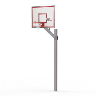 Streetmaster Freetime Inground Basketball system