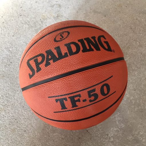 SPALDING TF 50 OUTDOOR BASKETBALL STR.7-6-5