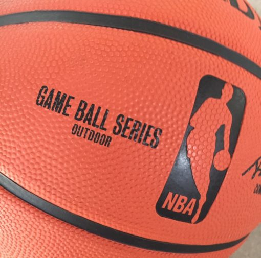 SPALDING NBA REPLICA OUTDOOR GAME BALL STR.7