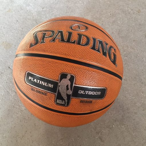 Spalding Platinum Street Outdoor Basketball Str.7