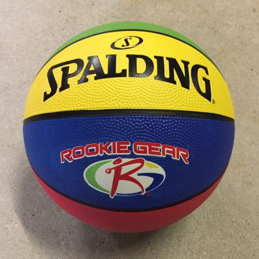 SPALDING ROOKIE OUTDOOR BASKETBALL STR.5