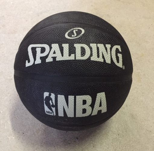 Spalding NBA Alley Oop Outdoor Basketball str.7
