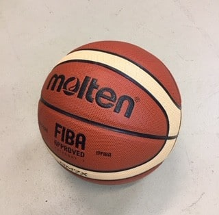 Molten GMX Official In/Outdoor Syntetisk læder Basketball