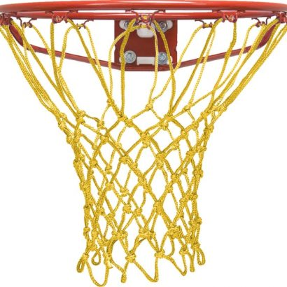 Streetplay Game On NBA Basketballnet i Gul - 4mm