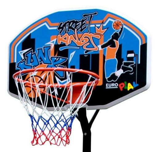 Family Junior Mobil Basketstander