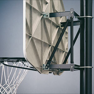 Spalding NBA plade holder