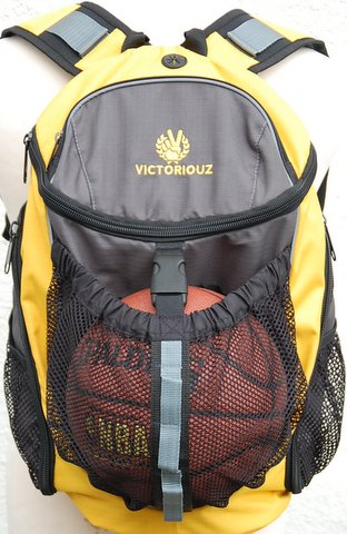 Basketball Backpack Victoriouz Gul