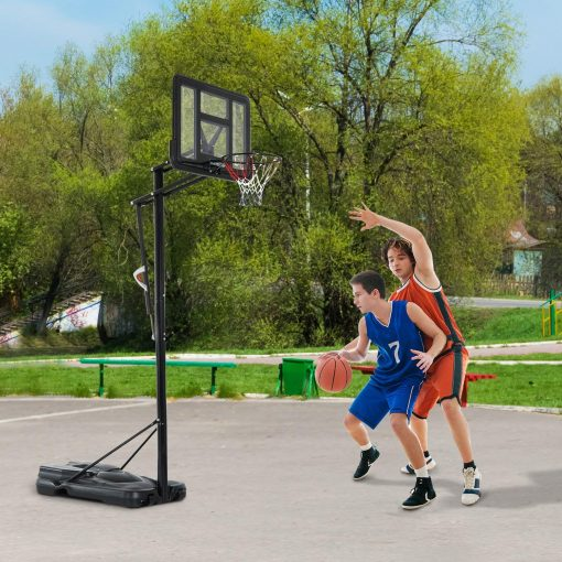 TopShot Stanfort All-Star Mobil Basketstander
