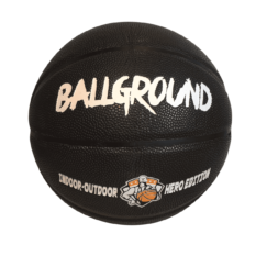 BallGround Black Hero Edition In/Outdoor basketball