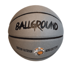 BallGround Gray Hero Edition In/Outdoor basketball