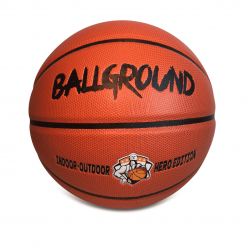 BallGround Brown Hero Edition In/Outdoor basketball