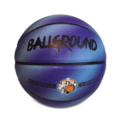 BallGround LiiBlue Hero Edition In/Outdoor basketball