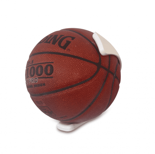 Victoriouz Basketball holder i Hvid