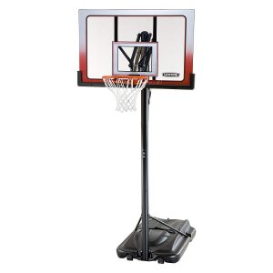 Lifetime Action Grip Shatterproof mobil basketstander
