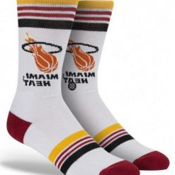Stance NBA Miami Heat Sokker Str.38-41