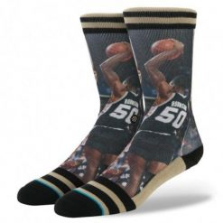 Stance NBA David Robinson Sokker Str.42-47