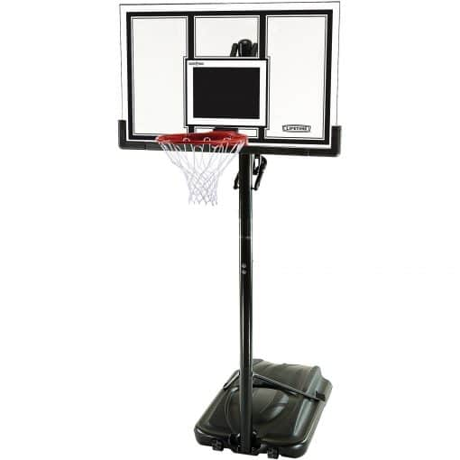 Lifetime Slam-it Pro Shatterproof mobil basketstander