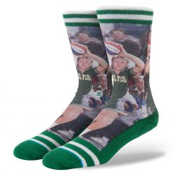 Stance Larry Bird NBA Sokker Str.42-47