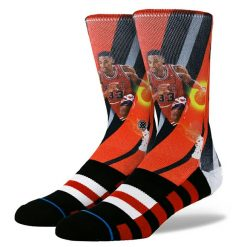 Stance NBA Scottie Pippen Sokker Str.42-47