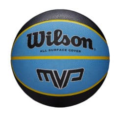 Wilson MVP 295 Blue Outdoor Basketball str.7