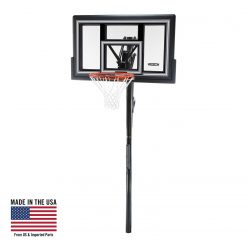 Lifetime Shatterguard 48 Inground Basketball System