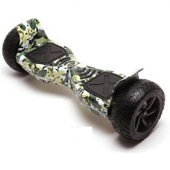Segboard Rover Of Road Hummer i Camouflage