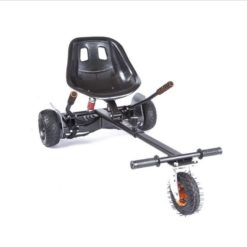 Segboard OFF ROAD V4 Monster Gokart Med Affjedring i Sort