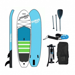 Tourus Oppusteligt SUP Stand Up Paddle board 320cm – Blå