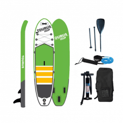 Tourus Oppusteligt SUP Stand Up Paddle board 320cm – Grøn