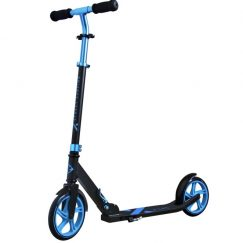 Streetsurfing Kick Scooter electro blue 200mm hjul