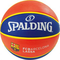 Spalding Euroleague Team FC Barcelona Outdoor basketball Str.7